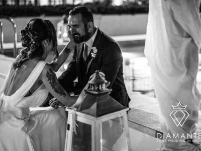 WEDDING ON THE BEACH – ROMAN COAST