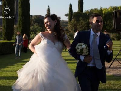 A COUNTRY CHIC WEDDING AMONG VINEYARDS TENUTA DI FIORANO