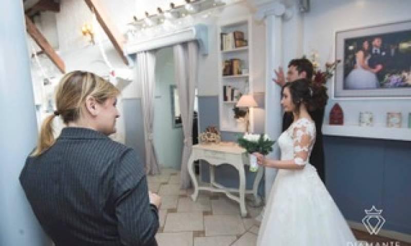 CHRISTMAS WEDDING – ROME