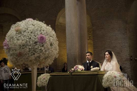 WEDDING PARTY – ROME – CASTELLO DI TORCRESCENZA