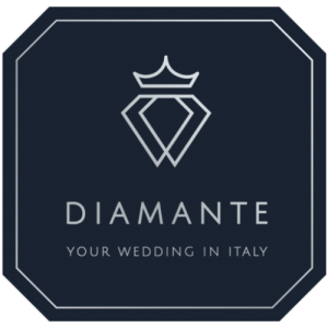 Diamante Dubai Your Wedding in Italy logo official