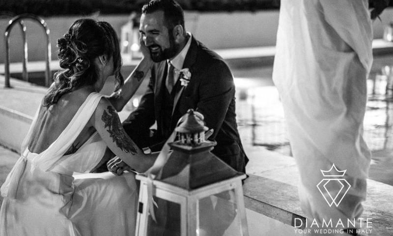 WEDDING ON THE BEACH – ROME – CASTELLO MIRAMARE