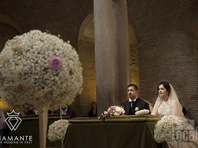 catholic wedding Italy