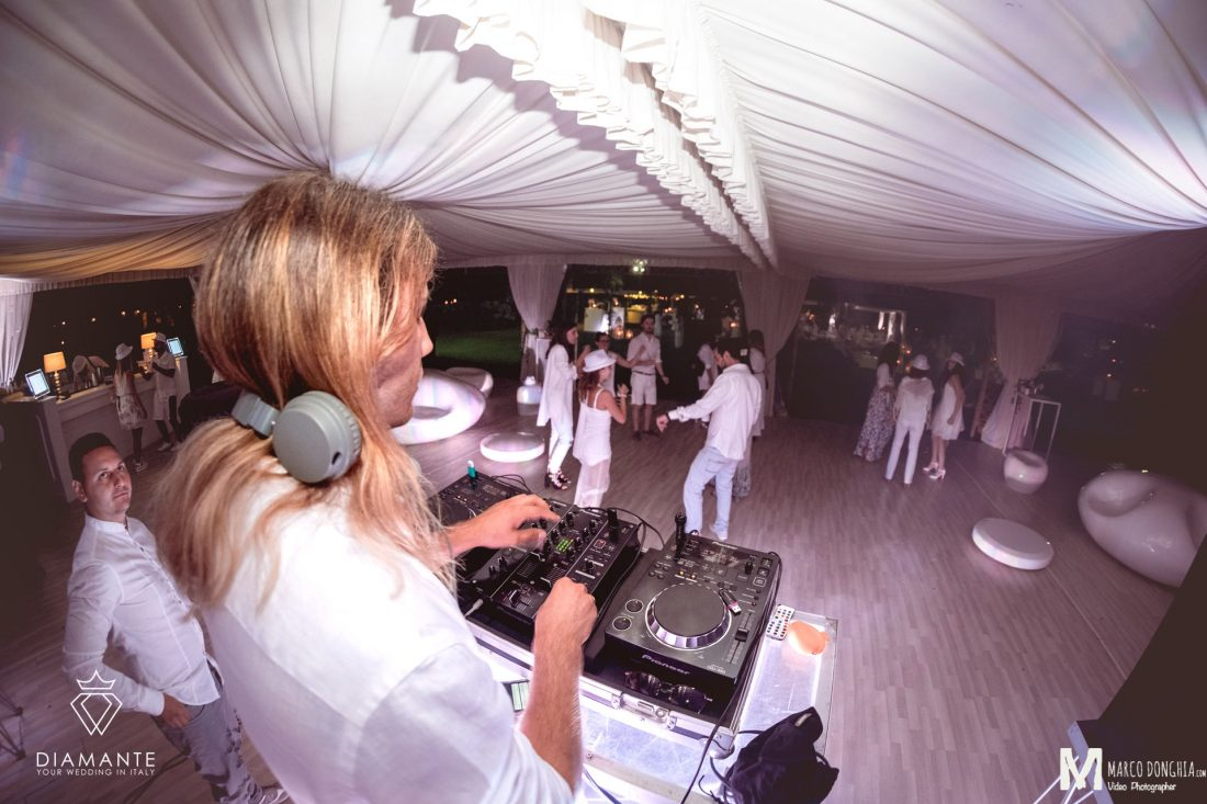 WHITE PARTY - VILLA ROSANTICA - APPIA ANTICA