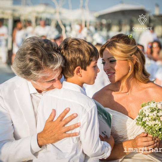WEDDING ON THE BEACH – ROME – RIVA BEACH CLUB FREGENE