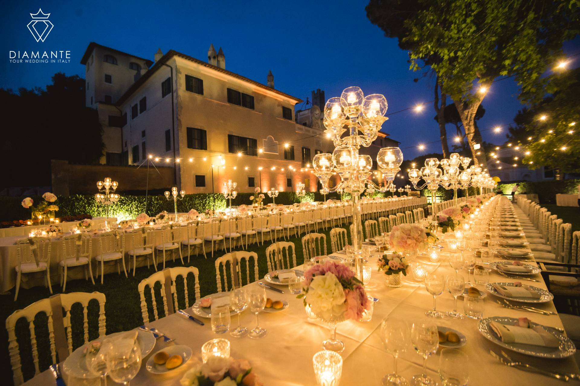 Diamante your wedding in italy