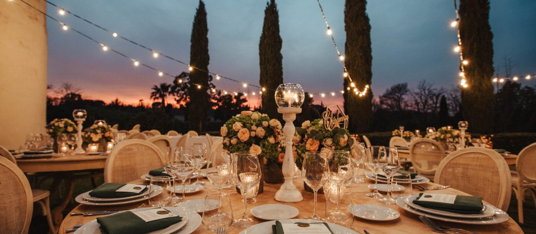 WEDDING IN THE ROMAN COUNTRYSIDE: LA TENUTA DI FIORANO