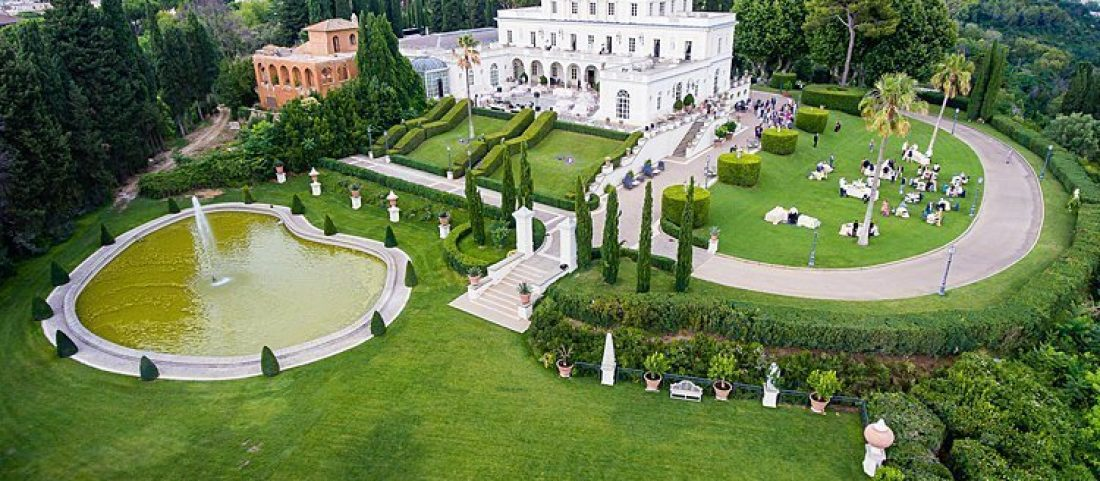 WEDDING IN ROME: VILLA MIANI