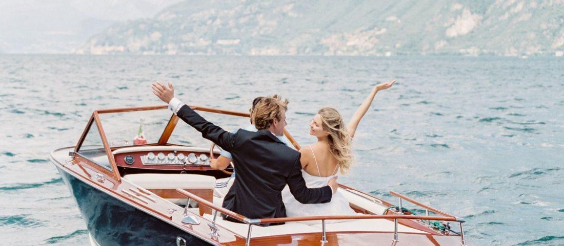 Wedding at Lake Como