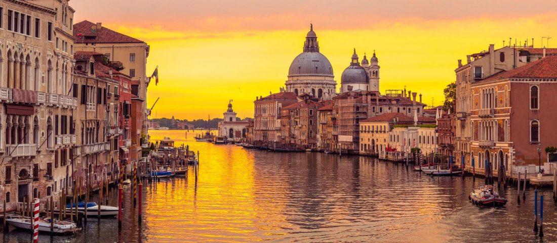 Wedding destination: Venice
